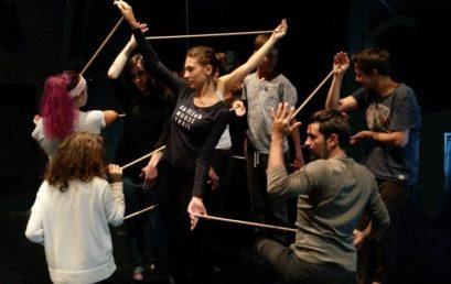 Progetto Antigone – ragazzi sul palco