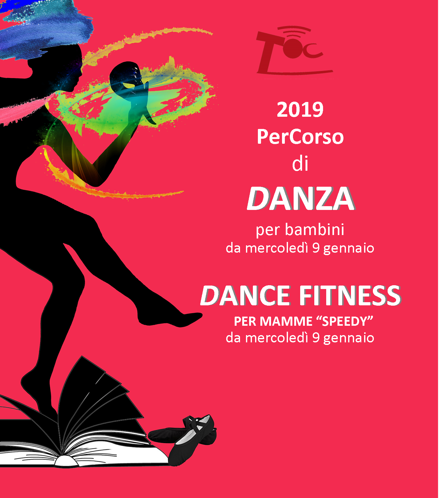 2019 PerCorsi di Danza per bambini e  Dance Fitness per adulti