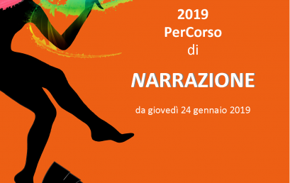 2019 perCorso di NARRAZIONE