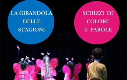 Spettacoli di fine perCorsi Danza  sabato 6 aprile 2019 ore 18:00