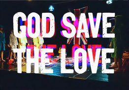 GOD SAVE THE LOVE